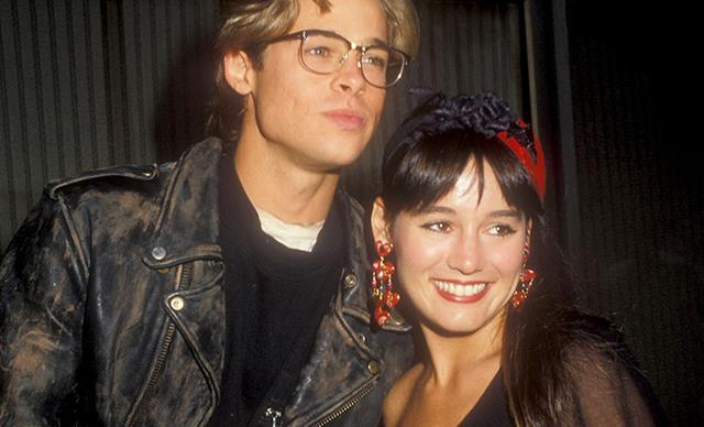 A Look Inside Brad Pitt's Dating History