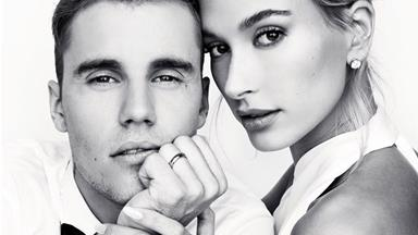Justin And Hailey Bieber Debut Their Unique Wedding Bands