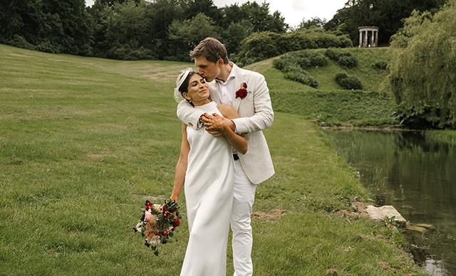 BAZAAR Bride: Sofia And James' Two-Day Multicultural Celebration