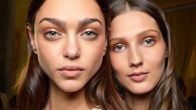 The Real Reason You're Getting Acne On Your Forehead