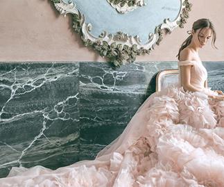 Monique Lhuillier bridal autumn/winter '20.