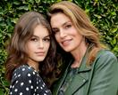 Kaia Gerber Recreates One Of Cindy Crawford's Best Off-Duty '90s Looks