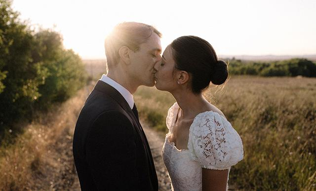 BAZAAR Bride: Ersilia And Lucio's Romantic Italian Countryside Soiree