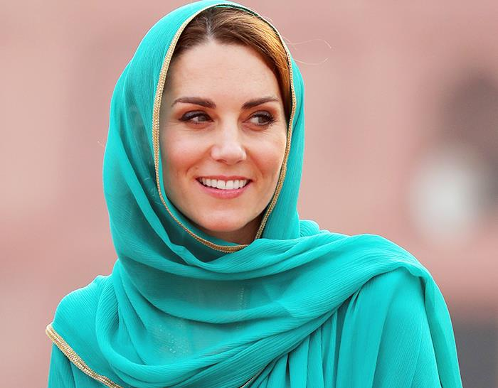 Everything Kate Middleton Has Worn On Her Pakistan Tour So Far