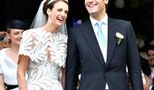 This French Prince Married An Austrian Countess in An Elegant Parisian Wedding