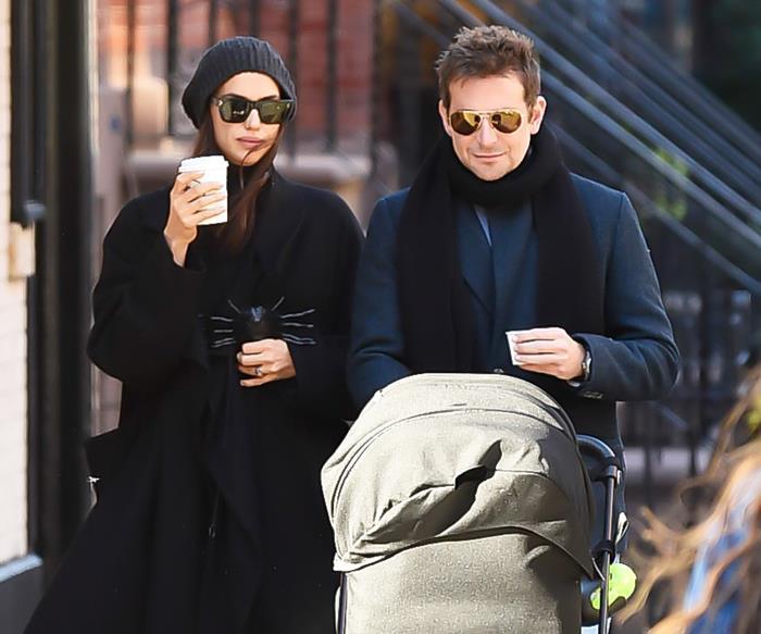 Lea de Seine and Bradley Cooper.