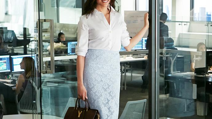 Meghan Markle on Suits.
