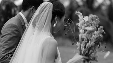 BAZAAR Bride: Ellee And JJ's Magical Balinese Affair