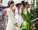 All The Street-Style Moments To Love From Kennedy Oaks Day 2019