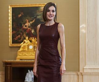 Queen Letizia.