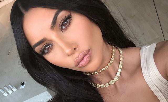 Kim Kardashian West Tells BAZAAR About Her Sentimental Perfume Collection