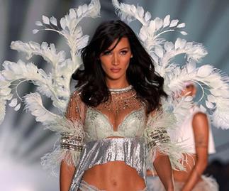 "Bella Hadid Says She ""Never Felt Powerful"" Modelling Lingerie For Victoria's Secret"