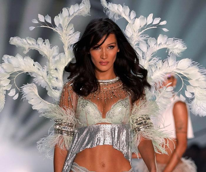 "Bella Hadid Says She ""Never Felt Powerful"" Modelling Lingerie For Victoria's Secret"