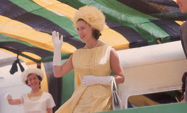 princess margaret real life
