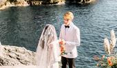 BAZAAR Bride: Charlotte And Oliver's Ultra-Private Amalfi Elopement