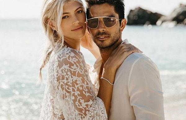 Meet Johnny Barbara, Victoria's Secret Model Devon Windsor's Husband