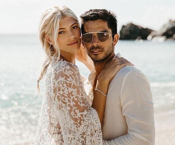Meet Johnny Barbara, Victoria's Secret Model Devon Windsor's Husband