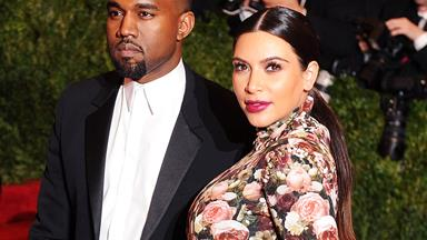 "Kim Kardashian Cried ""The Whole Way Home"" After The 2013 Met Gala"