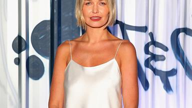 How To Stay Stylish When Pregnant, According to Lara Worthington