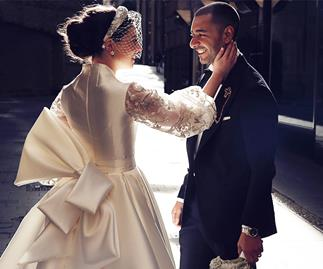 BAZAAR Bride: Ilana And Anthony's Fanciful Yet Traditional Sydney Ceremony
