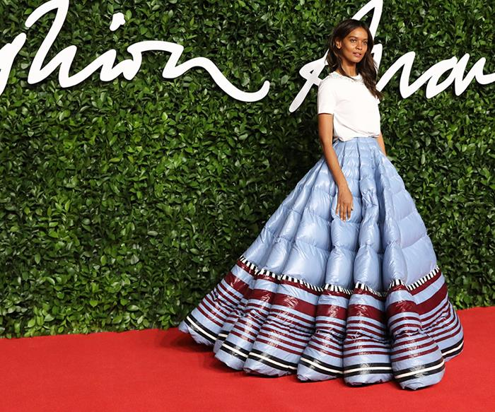 Every Red Carpet Look To See From The 2019 British Fashion Awards