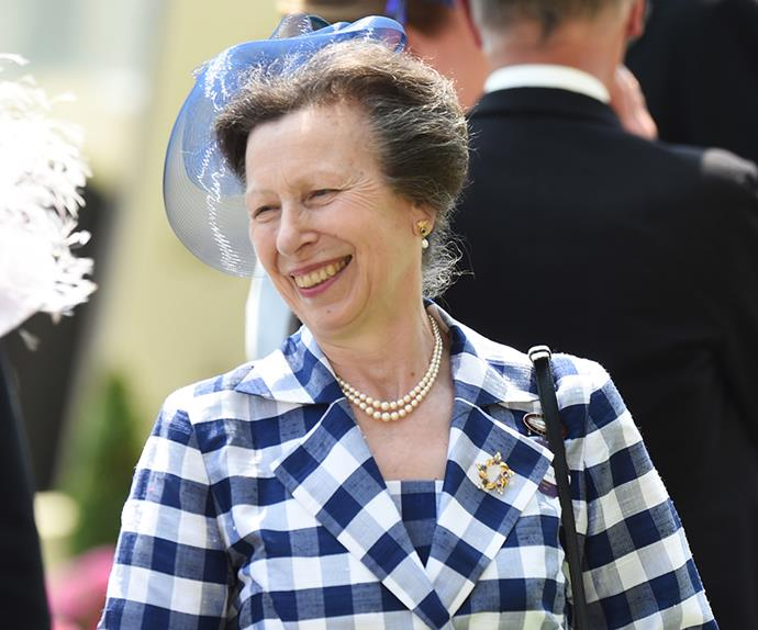 Princess Anne.