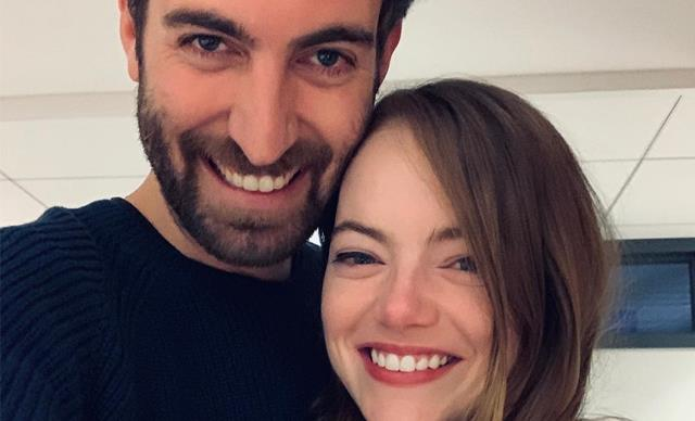 Emma Stone Is Engaged And Her Unconventional Ring Is Heaven