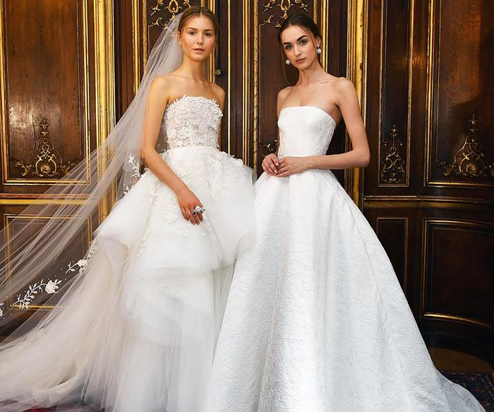 Wedding dress trends 2020 - Berta Gown.