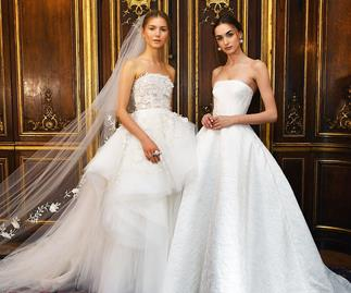 Wedding dress trends 2020 - Berta Gown.