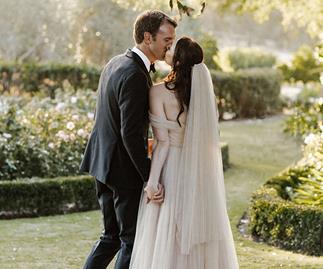 BAZAAR Bride: Sophie And Jamie's Romantic, Rural Wedding In Western Australia