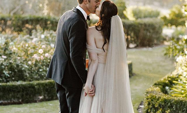 BAZAAR Bride: Sophie And Jamie's Romantic, Rural Wedding In Western Australia