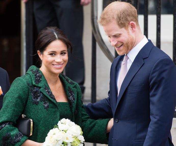 Meghan Markle and Prince Harry in Canada.