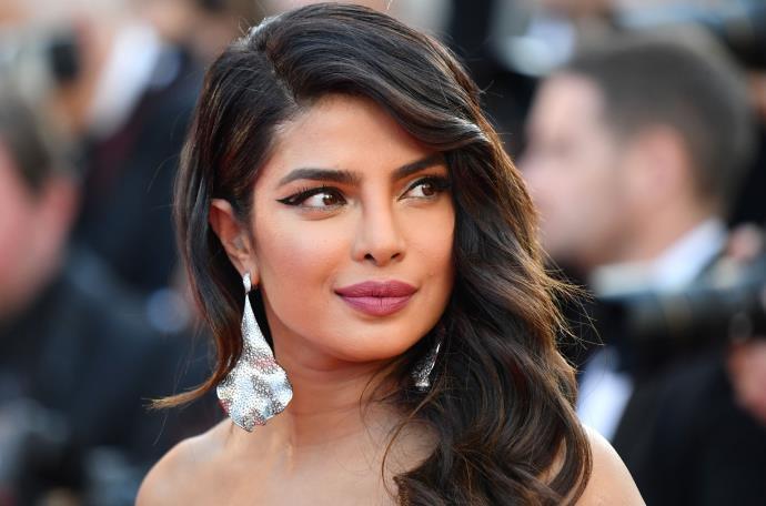 Priyanka Chopra Jonas.