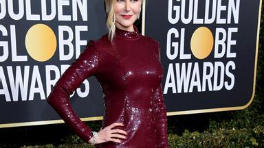 """Nicole Kidman Leaves Golden Globe Party """"In Tears"""" Over Australian Bushfires"""