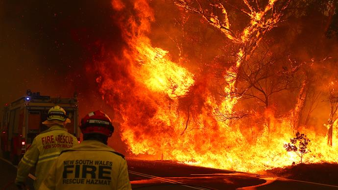 The Images That Show The Horrific Extent Of The Australian Bushfire Crisis