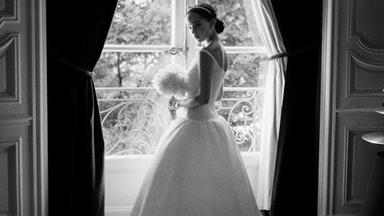 8 Famous Brides Who Channelled Old Hollywood On Their Wedding Day