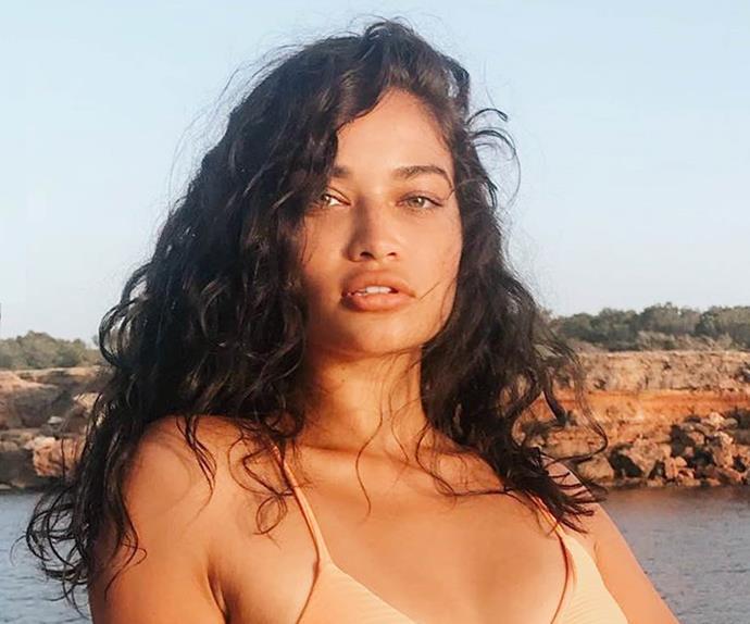 Shanina Shaik.