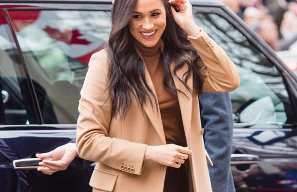 The hidden message behind Meghan Markle, Queen Elizabeth and Kate Middleton wearing the colour brown