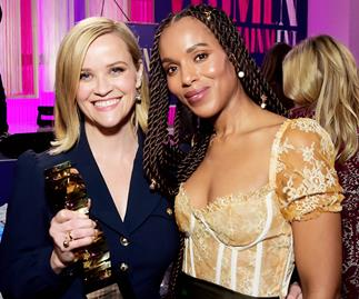 Reese Witherspoon and Kerry Washington, stars of 'Little Fires Everywhere'.