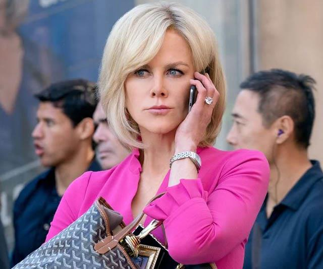 Nicole Kidman as Gretchen Carlson in 'Bombshell'.