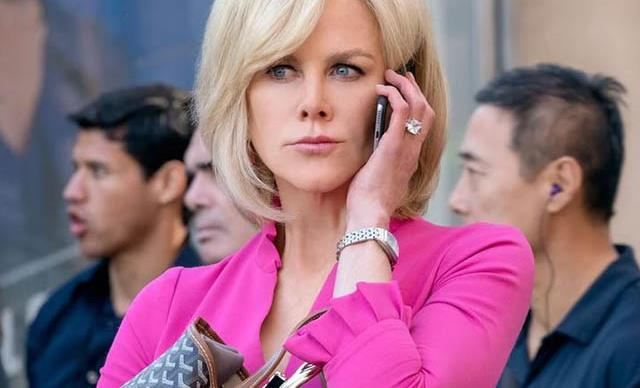 Nicole Kidman as Gretchen Carlson in 'Bombshell'.