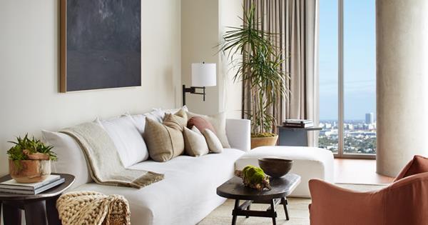 Hotel Review: 1 Hotel West Hollywood, Los Angeles | Harper's BAZAAR Australia