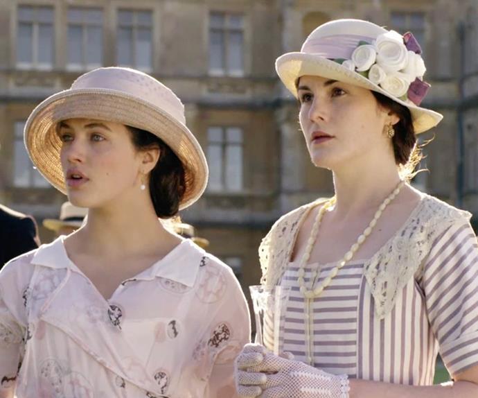 Downton Abbey Sequel.