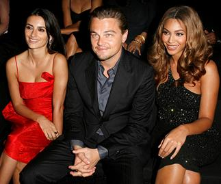 Penelope Cruz, Leonardo DiCaprio and Beyonce.
