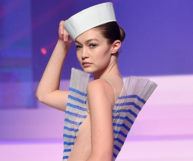 Jean Paul Gaultier's Farewell Show In Pictures