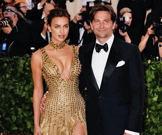 Bradley Cooper and Irina Shayk.