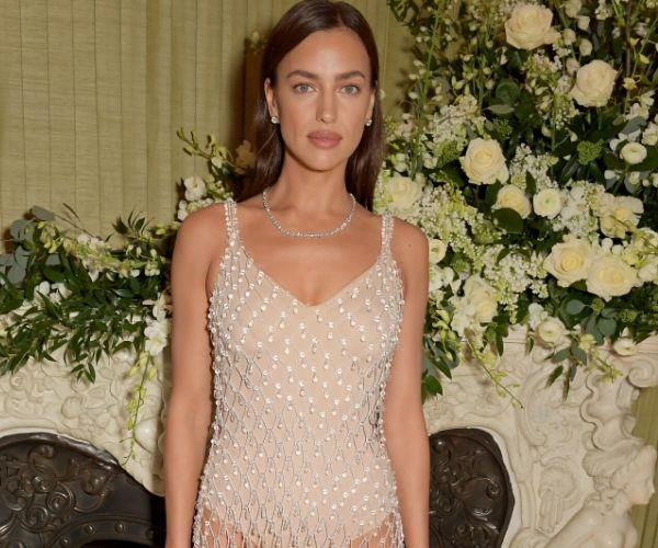 Irina Shayk And Bradley Cooper Reunited At The BAFTAs