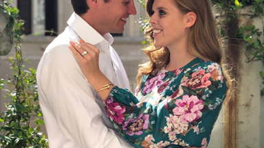 Princess Beatrice's wedding date is revealed