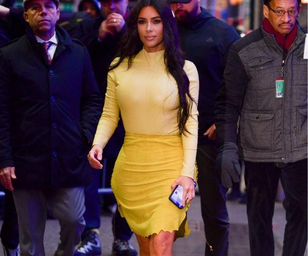 Even Kim Kardashian Loves Those Bottega Veneta Sandals