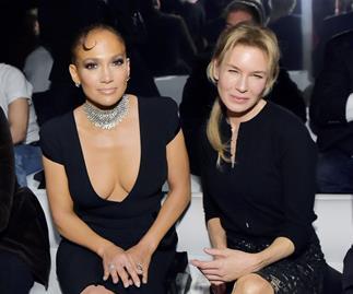 Jennifer Lopez and Renée Zellweger.